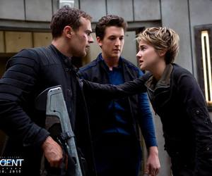 insurgent, peter, and four image