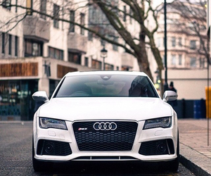 audi, Hot, and white image