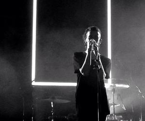 the 1975, Hot, and music image