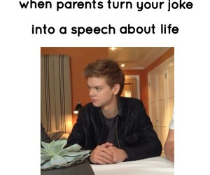 funny, lol, and thomas sangster image