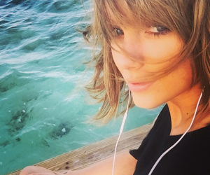 Taylor Swift, music, and water image