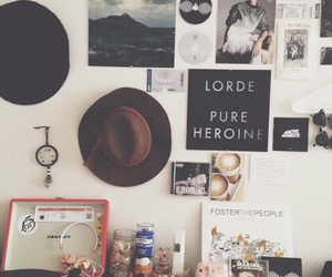 tumblr, bedroom, and grunge image