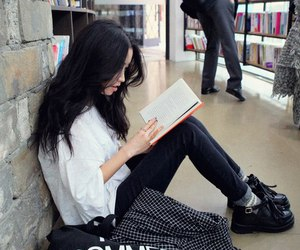 book, style, and black image
