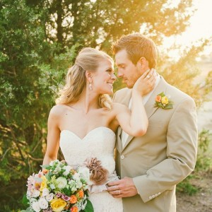 bride, detail, and kiss image