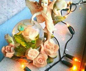 celtic, elf, and rose image
