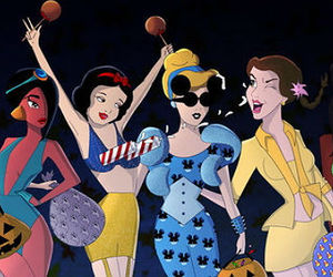 disney, princess, and Lady gaga image