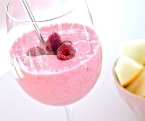 breakfast, smoothie, and food image