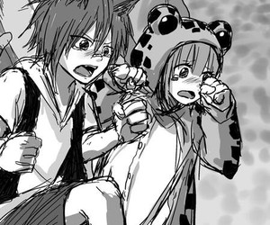 frosch, anime, and fairy tail image
