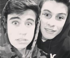 nash grier, shawn mendes, and magcon image