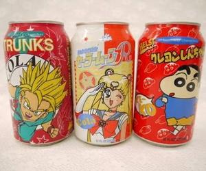 drink, anime, and sailor moon image