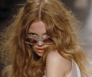 model, glasses, and sunglasses image
