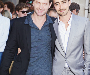 lee pace and richard armitage image