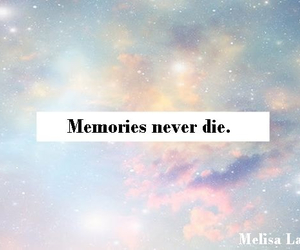 die, never, and dreams image