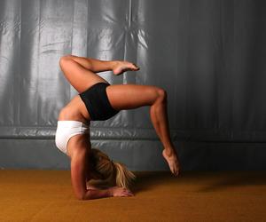 balance, flexibility, and girl image