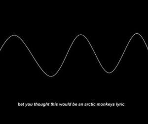 arctic monkeys, Lyrics, and grunge image