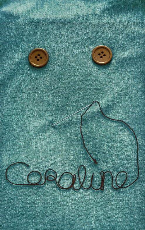 Coraline Via Tumblr Shared By Sandinyourpants
