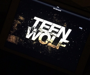 teen wolf, so in love, and tv serie image