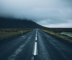 road and travel image