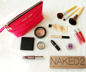beauty, benefit, and mac image