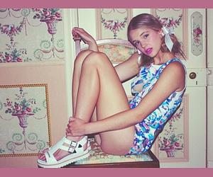 fashion, kawaii, and model image