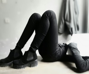 black, hipster, and tumblr image