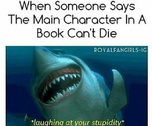 books, HAHAHA, and funny image