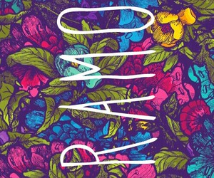 cool, floral, and paramore image