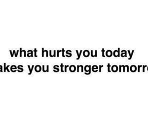 hurts, today, and you image