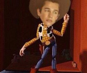 cowboy, toy story, and austin mahone image