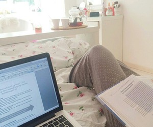 cozy, study, and motivation image