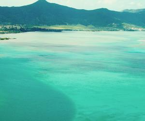 isla mauricio and africa. image
