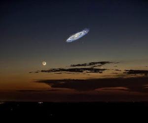 nature and galaxy image