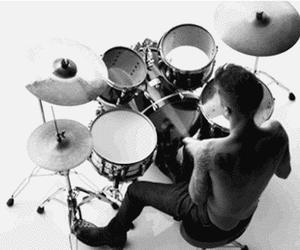 justin bieber, Calvin Klein, and drums image