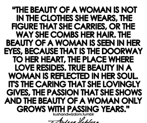 quote, beauty, and audrey hepburn image