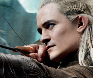 hobbit, Legolas, and lord of the rings image