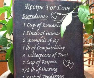 love and recipe image