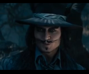 into the woods and johnny depp image