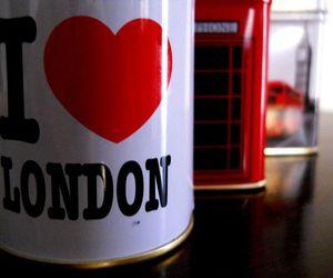 london and i heart london image