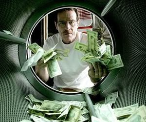 breaking bad, money, and series image