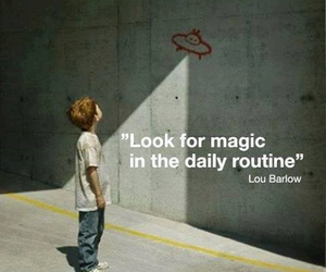 magic and quote image
