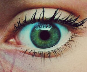 eye, lashes, and loneliness image