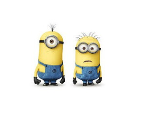 minions, gialli, and tenerezza image