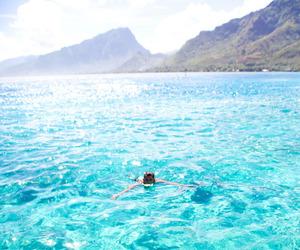 summer, sea, and beautiful image
