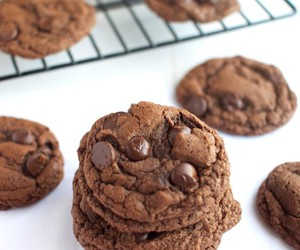 chocolate, Cookies, and nutella image