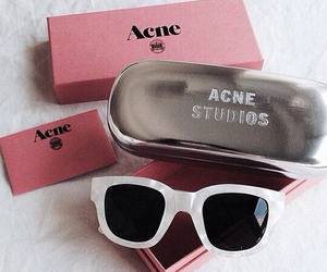 acne and sunglasses image