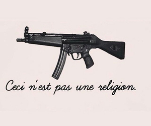peace, religion, and jesuischarlie image