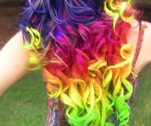 color, perfect hair, and cool hair image