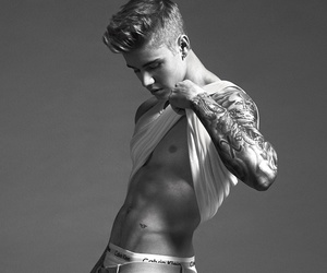 justin bieber, Calvin Klein, and sexy image