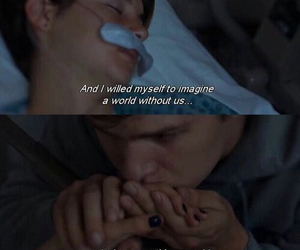 love, the fault in our stars, and quotes image