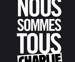charlie, france, and peace image